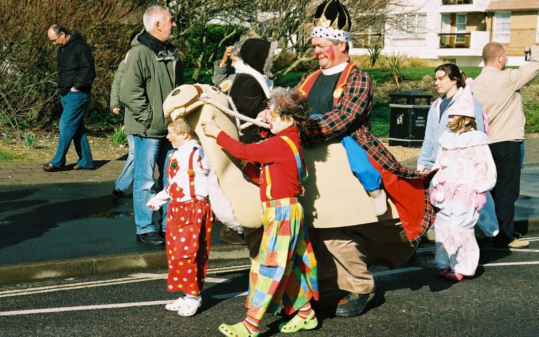 Belfast Clown workshop