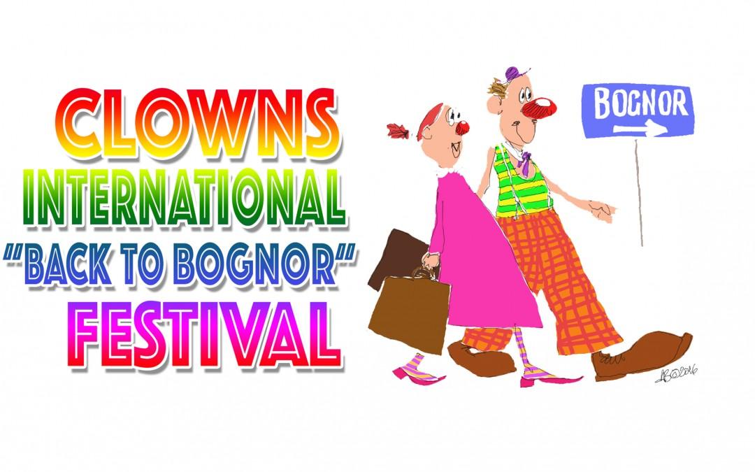 Back To Bognor – Clowns International's 3-day festival of fun